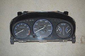 96-00 Honda Civic Instrument Speedometer Gauge Cluster  Tach 156,xxx miles