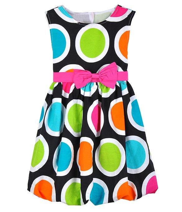 Size 5T - Girls Summer Sleeveless Dress