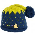 Blue - Strawberry Lovely Winter Knitted Hat