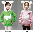 Size 90 Pink - 2014 NEW Costume Pullover Top