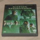 Matrix DVD 2 disc set