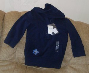 NEW size 6 LIMITED TOO Hoodie