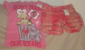 NEW size 6 SUMMER Limited TOO set