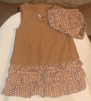 GYMBOREE 12-18 month Teenie Weenie Puppies dress