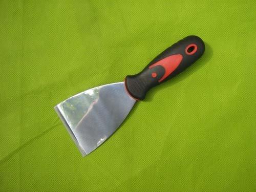 Soft handle scraper