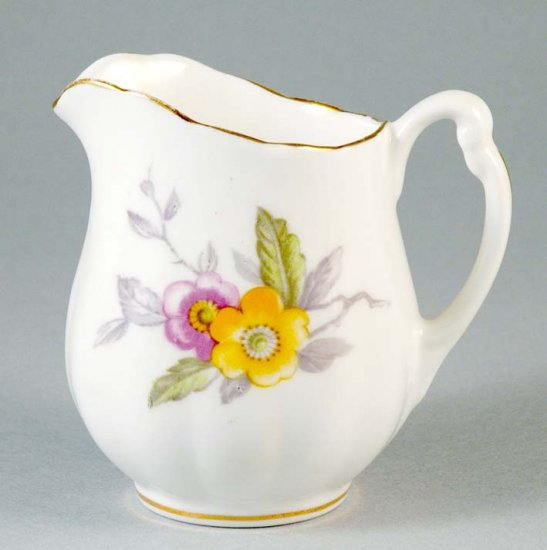 Royal Stewart FLORAL CREAMER  PITCHER Made in England
