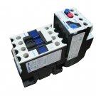 Telemecanique Motor Starter Replacement  LC1D LR2D1 480V w/Overload 2.5-4A