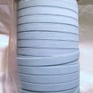 144 yds Light Blue Edge Looped Braided Elastic