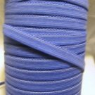 144 yds Play Blue Edge Looped Braided Elastic