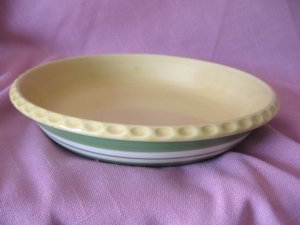 Pfaltzgraff The Circle of Kindness Pie Plate Dish