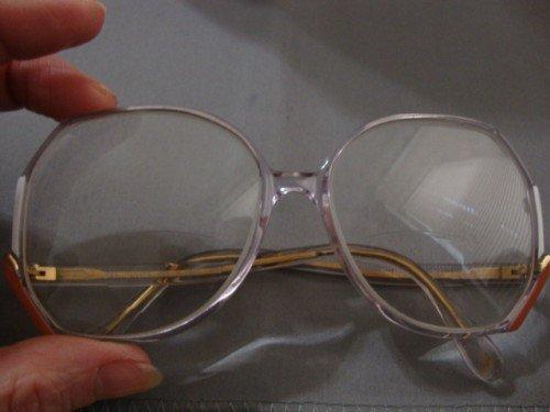 Vintage 70s Silhouette Made in Austria Eye Glass Frames