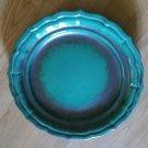 S:t Erik Upsala Sweden Pottery Celadon Art Deco Charger Plate