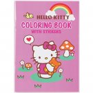 Hello Kitty Pink Coloring Book