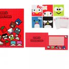 Hello Kitty Sanrio Friends Letter Set - Cube