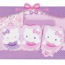 Hello Kitty Plie Letter Set