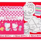 Hello Kitty Piano Letter Set