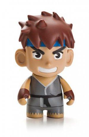 Kidrobot Capcom Street Fighter Series - Ryu (Grey)