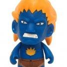 Kidrobot Capcom Street Fighter Series - Blanka (Blue)