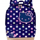 Hello Kitty Dot Backpack