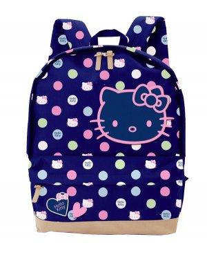 Hello Kitty Dot Backpack