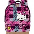 Hello Kitty Checker Backpack