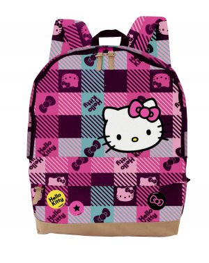 Hello Kitty Checker Backpack