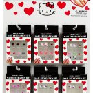 Hello Kitty Assorted Nail Decoration Set - FOR DESIGN #1 ONLY