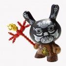 Kidrobot Azteca II Series - Black Xolotil by Izzie Ramirez