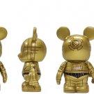 """Disneyland Star Wars 3"""" Vinylmation Figure - C3PO"""