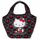 Hello Kitty Hearts Stuffed Tote Bag - Small