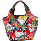 Hello Kitty Glasses Stuffed Tote Bag - Small