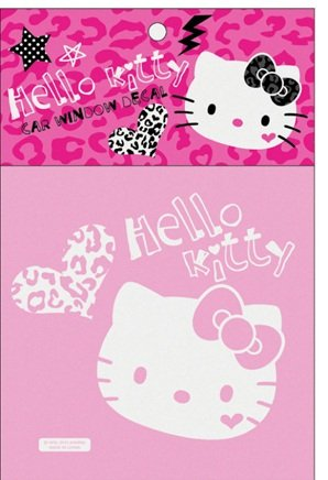 Hello Kitty Car Decal - Style #3