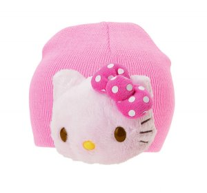 Hello Kitty Kids Knit Beanie