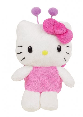 Hello Kitty Butterfly Mascot Plush