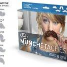 Munchstache Cookie Cutter