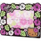 Hello Kitty Beach Girl Rubber Photo Frame