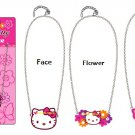 Hello Kitty Butterfly Necklace - Face