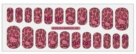 Hello Kitty Gel Nail Sticker - #3