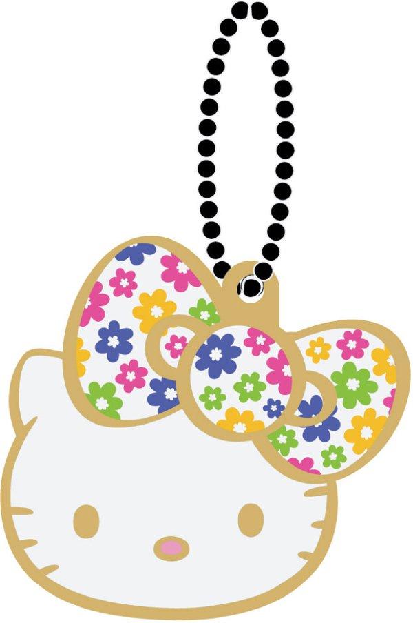 Hello Kitty Big Ribbon Key Cap