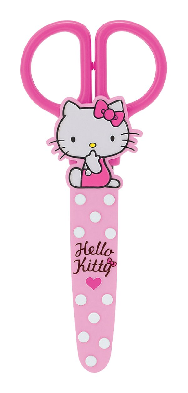Hello Kitty Safety Scissor - Lovely