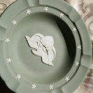 Wedgewood Green Porcelain plate