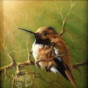 Mini hummingbird