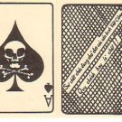 """Reproduction of Original Ace of Spades """"Death Card"""""""