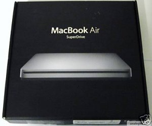 Apple Macbook Air Superdrive MB397G/A