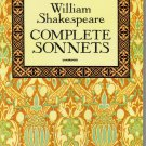 Wiiliam Shakespeare Complete Sonnets