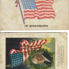Two Old Post Cards Early 1900's