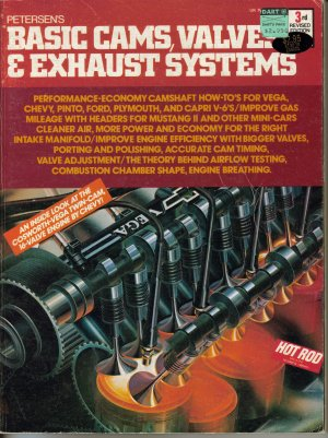 Basic Cams, valves & Exhaust Systems No.3