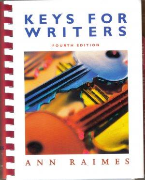 Keys For Writers 4th edition by Ann Raimes