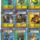 Digimon Card Lot