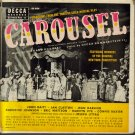 Carousel Soundtrack - Rodgers & Hammerstein  45 Triple EP Record